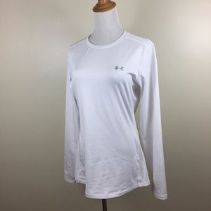 UNDER ARMOUR Cold Gear Fitted Long Sleeve Shirt